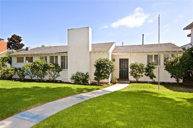 1025 F Ave, Coronado, CA 92118 (#180065936) :: Fred Sed Group