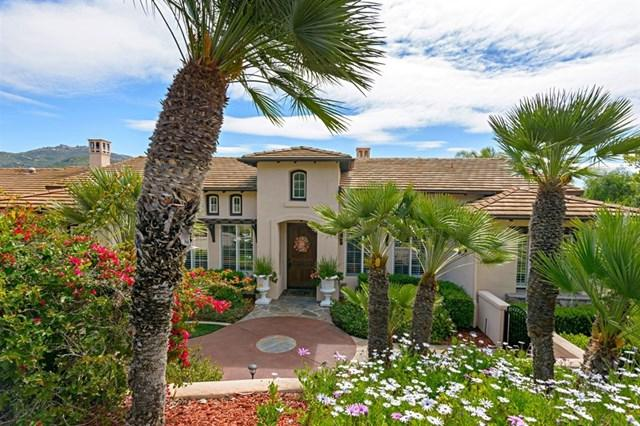 17635 Stagecoach Ln, Poway, CA 92064 (#180065943) :: Fred Sed Group