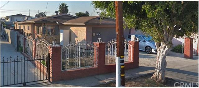 10925 Dalerose Avenue, Inglewood, CA 90304 (#OC18284953) :: Fred Sed Group