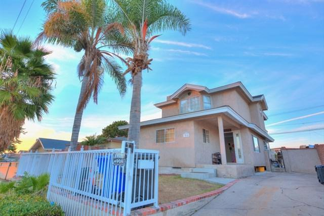 3956 Delta St, San Diego, CA 92113 (#180066019) :: Fred Sed Group