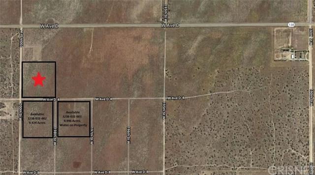 0 Vac/Cor 200 Stw Trl Ave D4, Fairmont, CA 93536 (#SR18285012) :: RE/MAX Empire Properties