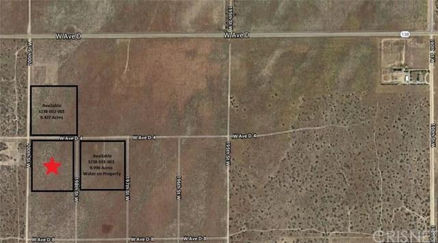 0 Vac/Cor 200 Stw/Ave D4, Fairmont, CA 93536 (#SR18285007) :: RE/MAX Empire Properties