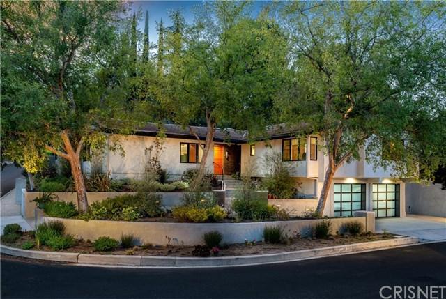 16305 Tudor Drive, Encino, CA 91436 (#SR18285111) :: Ardent Real Estate Group, Inc.