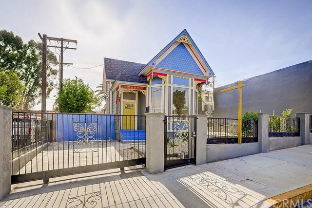 3886 E 3rd Street, East Los Angeles, CA 90063 (#MB18257394) :: Fred Sed Group