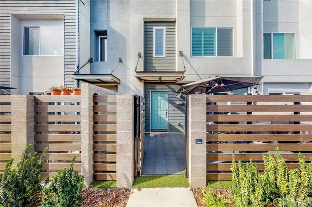 14418 Plum Lane #2, Gardena, CA 90247 (#SB18285470) :: Fred Sed Group