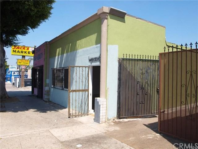 2813 E Cesar E Chavez Avenue, Los Angeles (City), CA 90033 (#MB18285477) :: Fred Sed Group