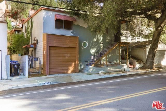 1342 El Paso Drive, Los Angeles (City), CA 90065 (#18413158) :: Fred Sed Group