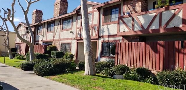 13961 Osborne Street #209, Arleta, CA 91331 (#SR18285713) :: RE/MAX Masters