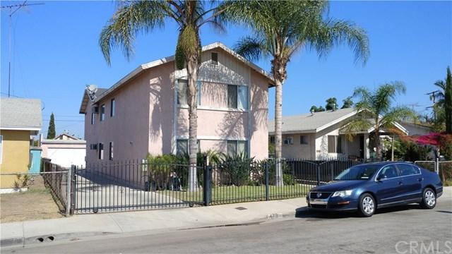 473 Eastmont Avenue, East Los Angeles, CA 90022 (#DW18285774) :: Fred Sed Group
