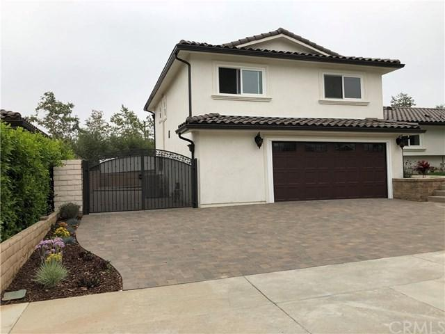 1730 Old Canyon Drive, Hacienda Heights, CA 91745 (#DW18285873) :: Fred Sed Group
