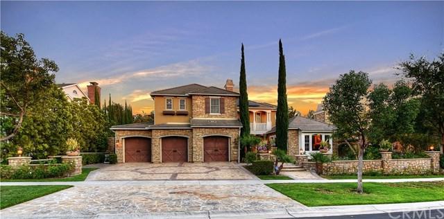 12 Starlight Isle, Ladera Ranch, CA 92694 (#OC18285594) :: Z Team OC Real Estate