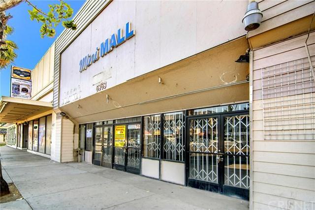 6361 Van Nuys Boulevard, Van Nuys, CA 91401 (#SR18285071) :: Fred Sed Group