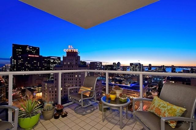 850 Beech St #1705, San Diego, CA 92101 (#180066244) :: Ardent Real Estate Group, Inc.