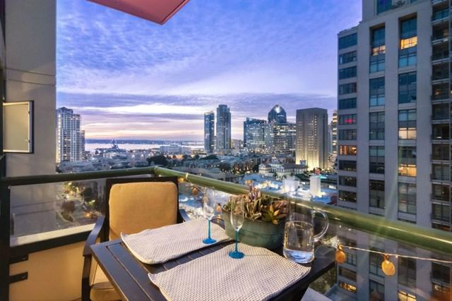 555 Front #1501, San Diego, CA 92101 (#180066262) :: Ardent Real Estate Group, Inc.