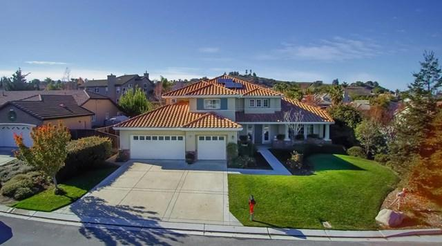 806 Covey Court, Hollister, CA 95023 (#ML81732706) :: Fred Sed Group