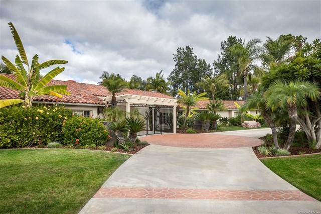 7016 Via Guadalupe, Rancho Santa Fe, CA 92067 (#180066315) :: Ardent Real Estate Group, Inc.