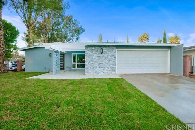 22953 Valerio Street, West Hills, CA 91307 (#SR18286322) :: Fred Sed Group