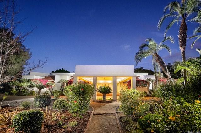 7015 Via Guadalupe, Rancho Santa Fe, CA 92067 (#180066332) :: Ardent Real Estate Group, Inc.
