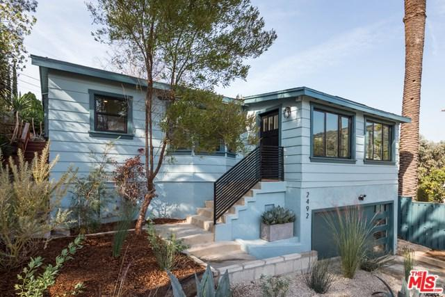 2492 Loy Lane, Los Angeles (City), CA 90041 (#18413558) :: Fred Sed Group