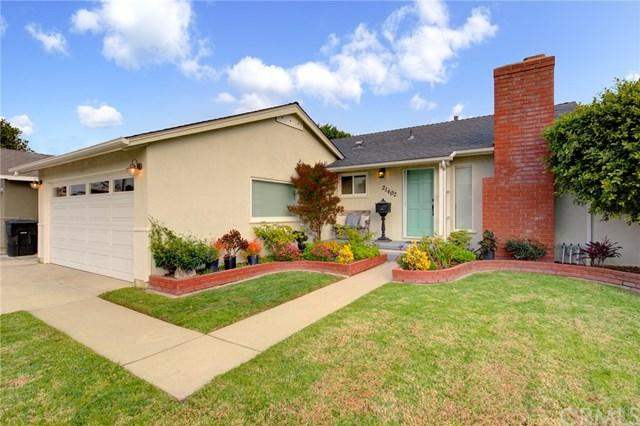 21402 Evalyn Avenue, Torrance, CA 90503 (#SB18286460) :: Fred Sed Group
