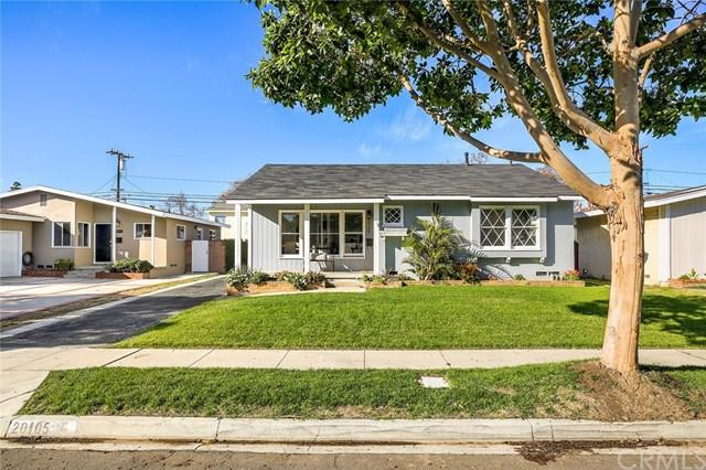 20105 Hinsdale Avenue, Torrance, CA 90503 (#SB18281392) :: Fred Sed Group