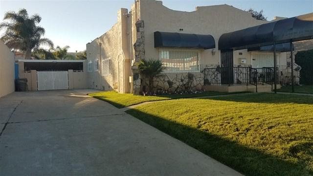 2432 Highland Ave, National City, CA 91950 (#180066393) :: Fred Sed Group