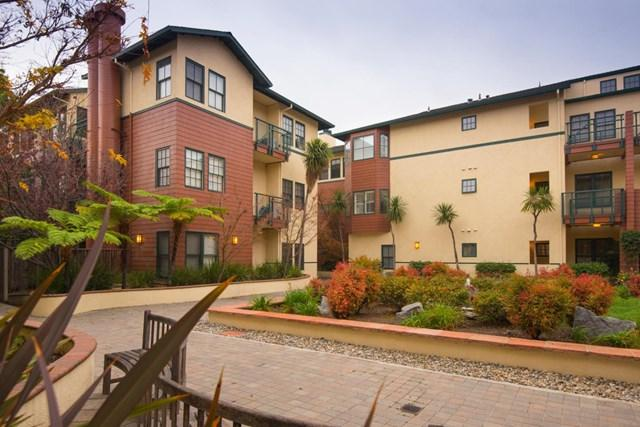 435 Sheridan Avenue #308, Palo Alto, CA 94306 (#ML81732812) :: Fred Sed Group