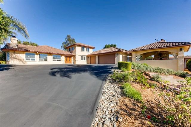 3484 Blessed Mother Dr., Fallbrook, CA 92028 (#180066436) :: Fred Sed Group