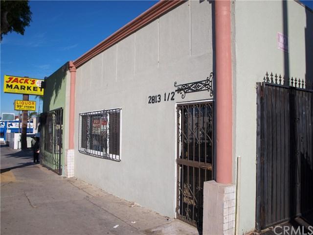 2813 E Cesar E Chavez Avenue, Los Angeles (City), CA 90033 (#MB18286699) :: Fred Sed Group