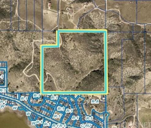 0 Lake View Rd Road, Lake Hughes, CA 93532 (#SR18286701) :: Fred Sed Group
