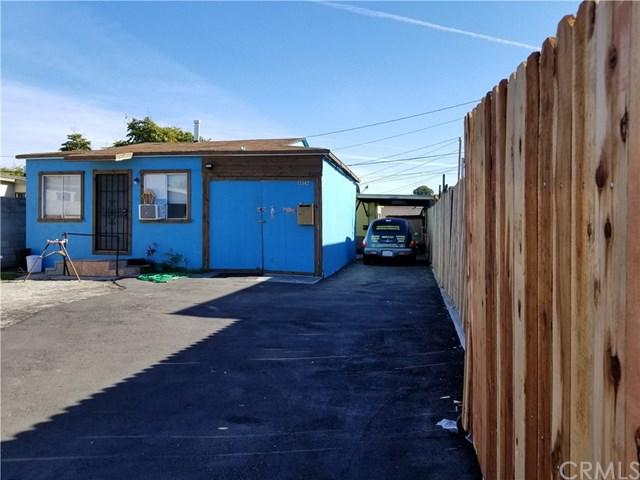 11142 S Prairie Avenue, Inglewood, CA 90303 (#SB18286774) :: Fred Sed Group