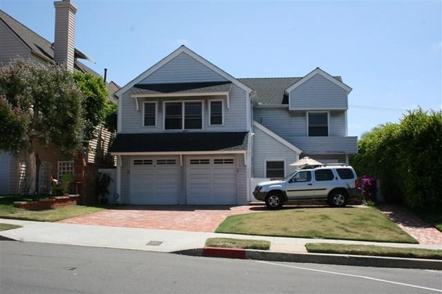 7625 Draper Ave B, La Jolla, CA 92037 (#180066486) :: Fred Sed Group