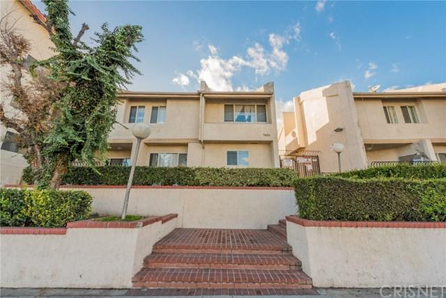 7631 Reseda Boulevard 42-Y, Reseda, CA 91335 (#SR18286247) :: Ardent Real Estate Group, Inc.