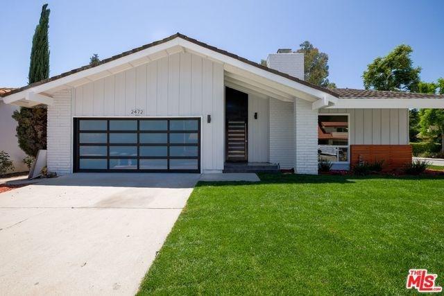 2472 Leaflock Avenue, Westlake Village, CA 91361 (#18412488) :: Fred Sed Group