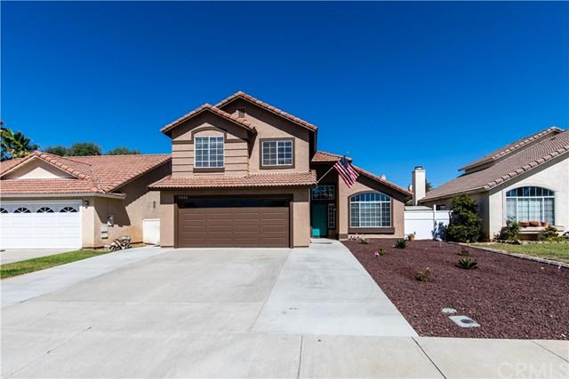 30488 Bogart Place, Temecula, CA 92591 (#SW18286362) :: Fred Sed Group