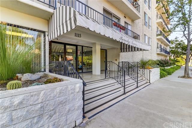 1115 S Elm Drive #307, Los Angeles (City), CA 90035 (#SR18286954) :: PLG Estates