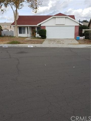 112 Spectacular Bid Street, Perris, CA 92571 (#SW18286988) :: RE/MAX Empire Properties