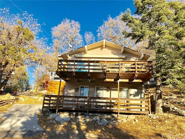 33436 Music Camp Road, Arrowbear, CA 92382 (#IV18287106) :: Fred Sed Group