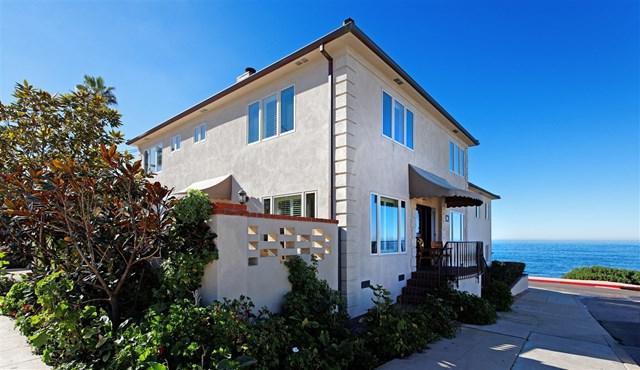 203 Rosemont, La Jolla, CA 92037 (#180066586) :: Fred Sed Group