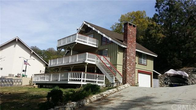 1055 Carousel Road, Lake Arrowhead, CA 92352 (#PW18287155) :: Angelique Koster