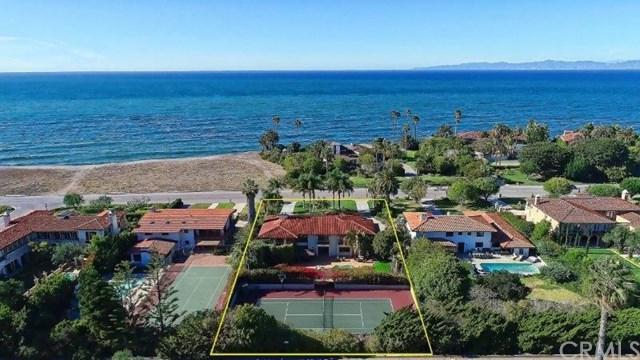 2012 Paseo Del Mar, Palos Verdes Estates, CA 90274 (#PV18274163) :: Millman Team