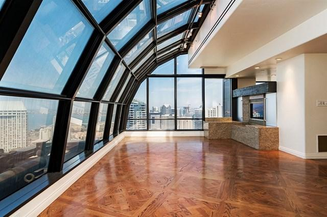 100 Harbor Drive #4002, San Diego, CA 92101 (#180066645) :: Ardent Real Estate Group, Inc.