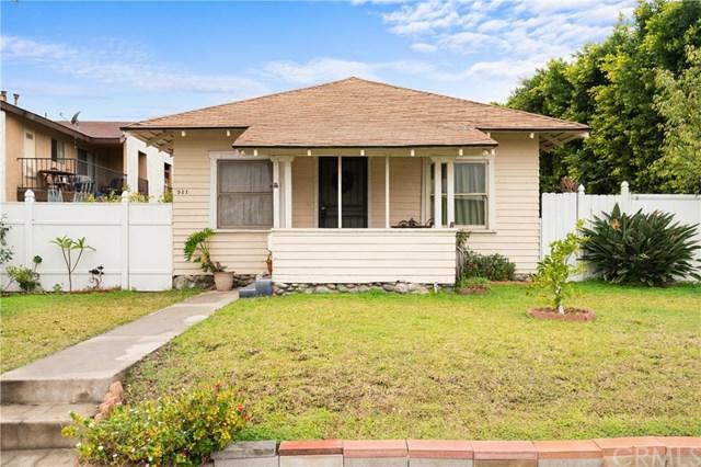 911 N Dalton Avenue, Azusa, CA 91702 (#CV18287318) :: Ardent Real Estate Group, Inc.