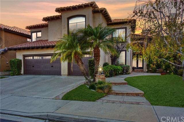 21611 Partridge Street, Rancho Santa Margarita, CA 92679 (#OC18287341) :: Doherty Real Estate Group