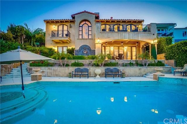 6333 Via Colinita, Rancho Palos Verdes, CA 90275 (#SB18285560) :: Millman Team