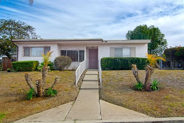 749 Olivewood Terrace, Logan Heights, CA 92113 (#180066670) :: Mainstreet Realtors®