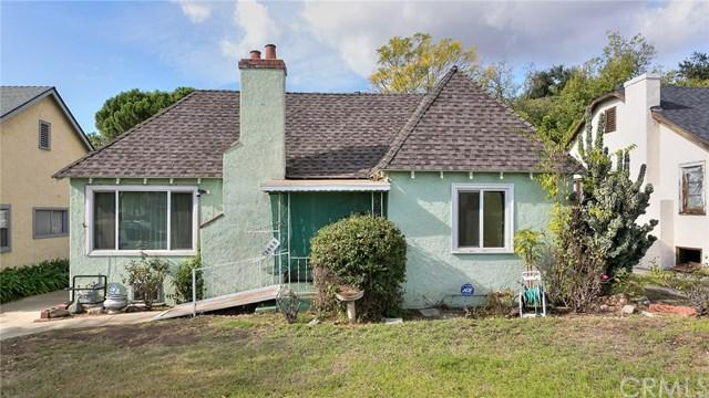 2665 Glenrose Avenue, Altadena, CA 91001 (#BB18274083) :: Fred Sed Group