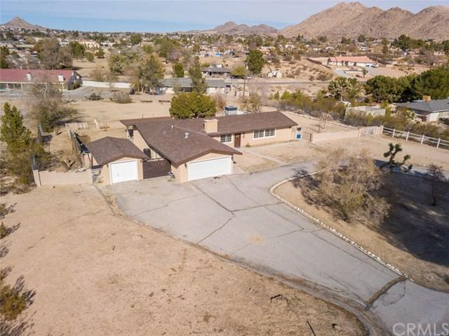 19168 Lenca Road, Apple Valley, CA 92307 (#PW18284852) :: Ardent Real Estate Group, Inc.