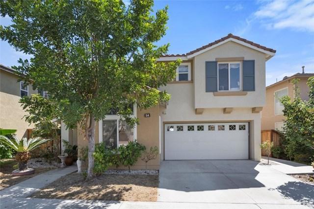 54 Ballantree, Rancho Santa Margarita, CA 92688 (#OC18286717) :: Doherty Real Estate Group