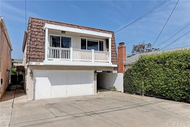 1217 24th Street, Hermosa Beach, CA 90254 (#SB18287542) :: Go Gabby